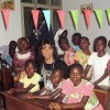 Kin bambine Kibo Scuola