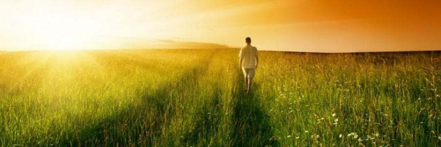 Camminare verso Dio